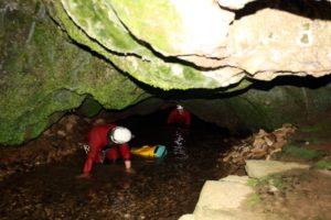 lavoir de sortie rivière souterraine st christophe sur roc