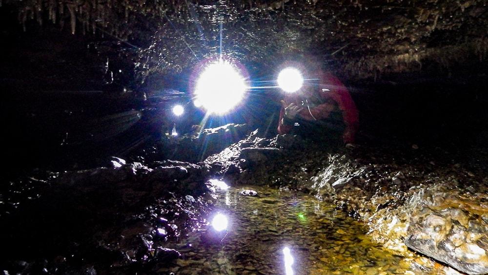 JNS découverte spéléologie 2017 st christophe sur roc