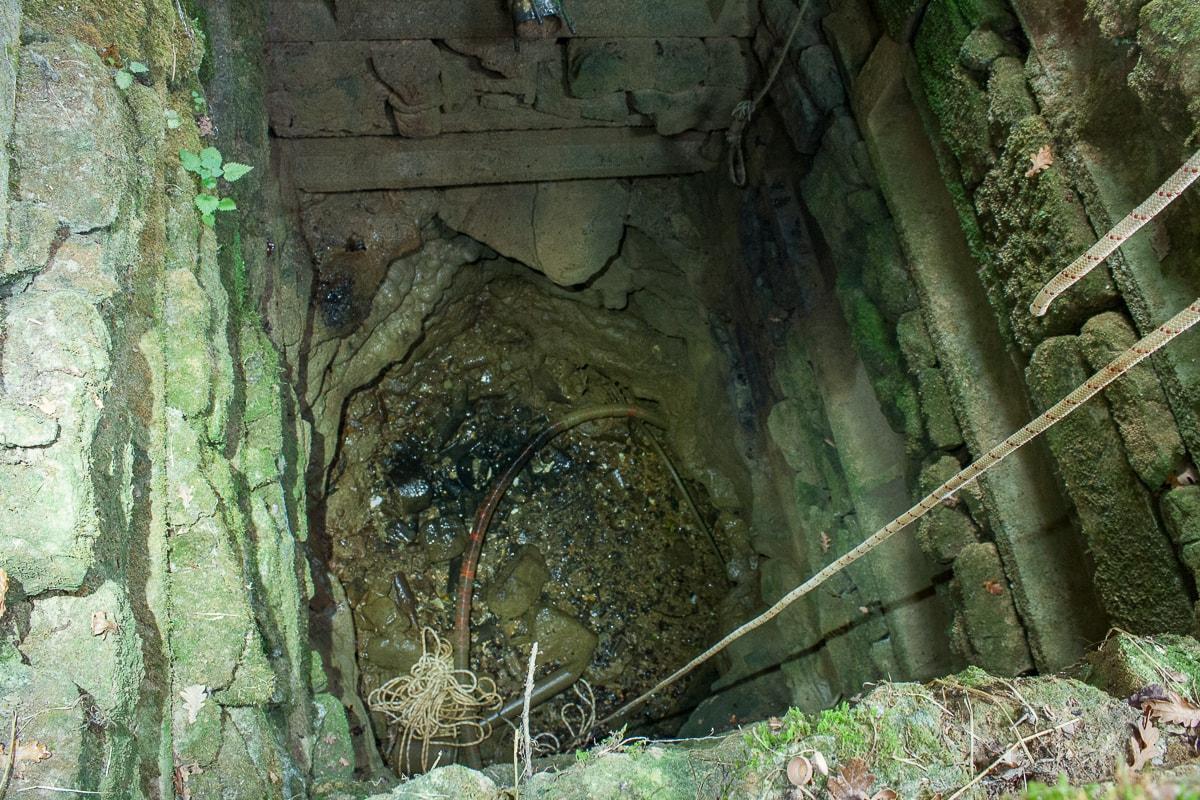 Prospection gouffre 2 M. Moreau photo 3