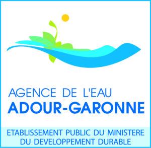 logo agence de l'eau adour-garonne projet biodiversité avec les spéléologues des Deux-Sèvres