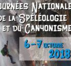 affiche journée nationale spéléologie deux sèvres 2018