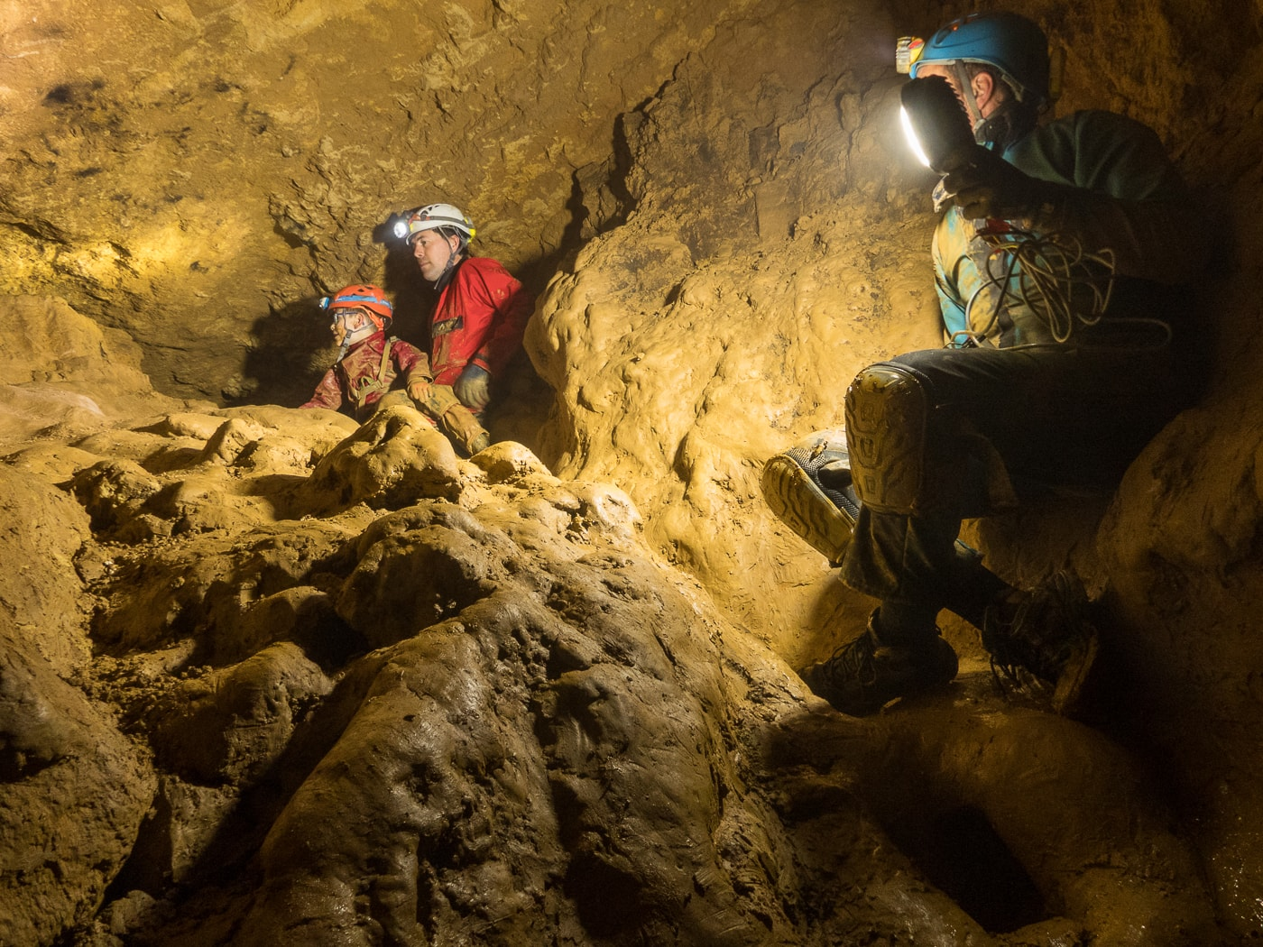 rivière souterraine champdeniers salle perdue