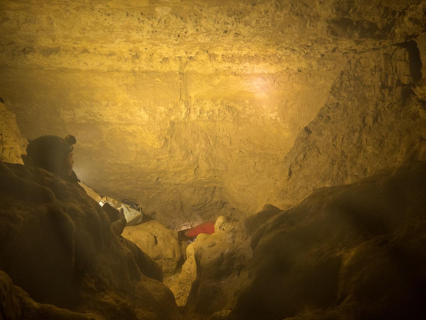 rivière souterraine champdeniers st denis la salle perdue